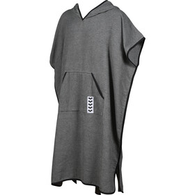 arena Icons Hooded Poncho grey